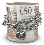 £50 tied up