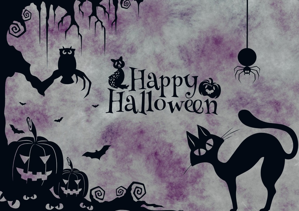 31st October Halloween, a popular date for retailers